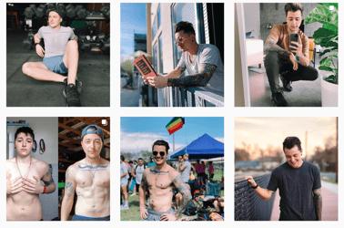 Chris Rhodes Instagram